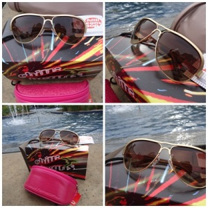 óculos de sol Chilli bens